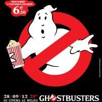 Popcorn S02 E01 : Ghostbusters