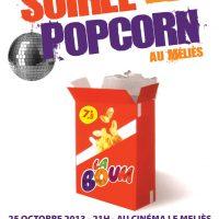 Popcorn S03 E02 : La Boum