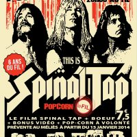 Popcorn S03 E05 : The Spinal Tap